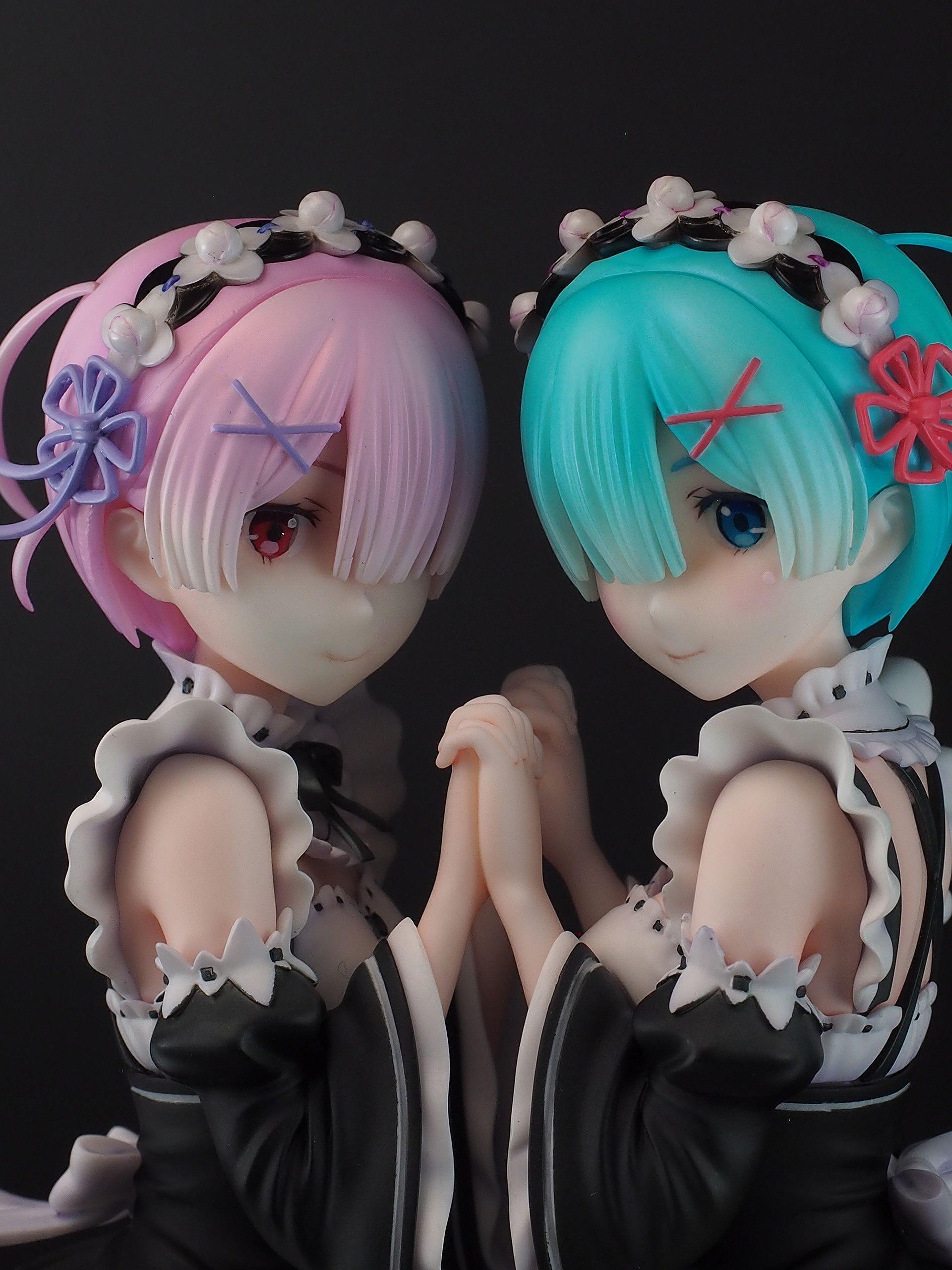Rem&Ram(RE:ZERO)